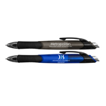 Metropolitan - Retractable Ball Point Pen with Rubber Grip