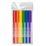 Note Writers® - Fine Point Fiber Point Pens - USA Made - 6 ct