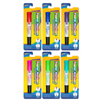 Set of 1 Washable Doubled Ended Poster Marker - Assorted Colors