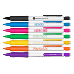 Mechanical Pencils - White Barrel with Rubber Grip - Refillable