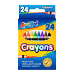 Set of 24 Crayons